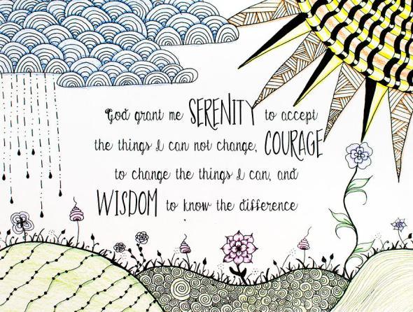serenity-prayer-zentangle-colored-pencil-emily-smith